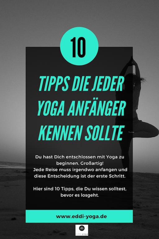 Eddi Yoga Anfänger