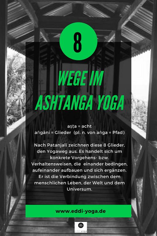 Eddi Yoga Ashtanga Yoga